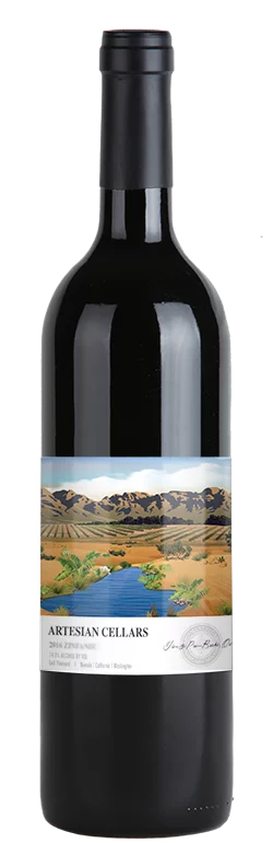 Product Image for Red Wine Blend 2018