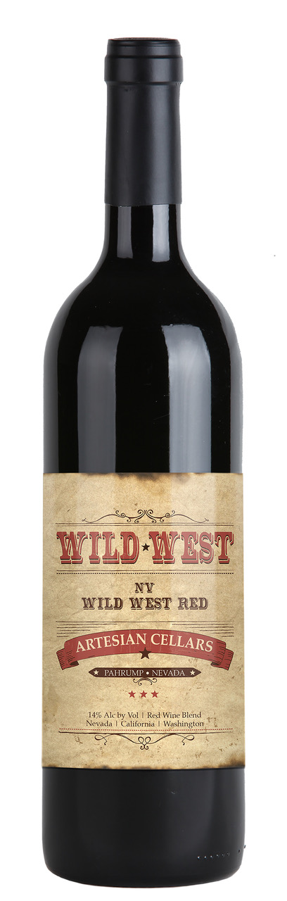 Product Image for Wild West Red Blend